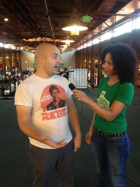Interview with printchomp at TechCrunch Disrupt