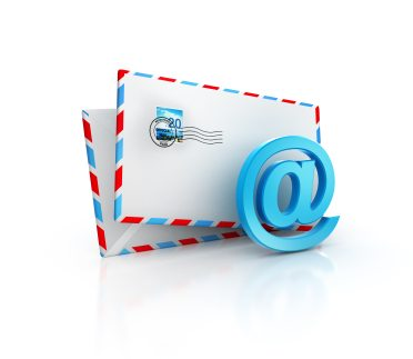 Letters Emails