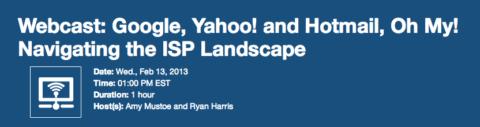 ISP Webcast Banner