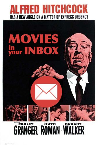 Movies in Your Inbox