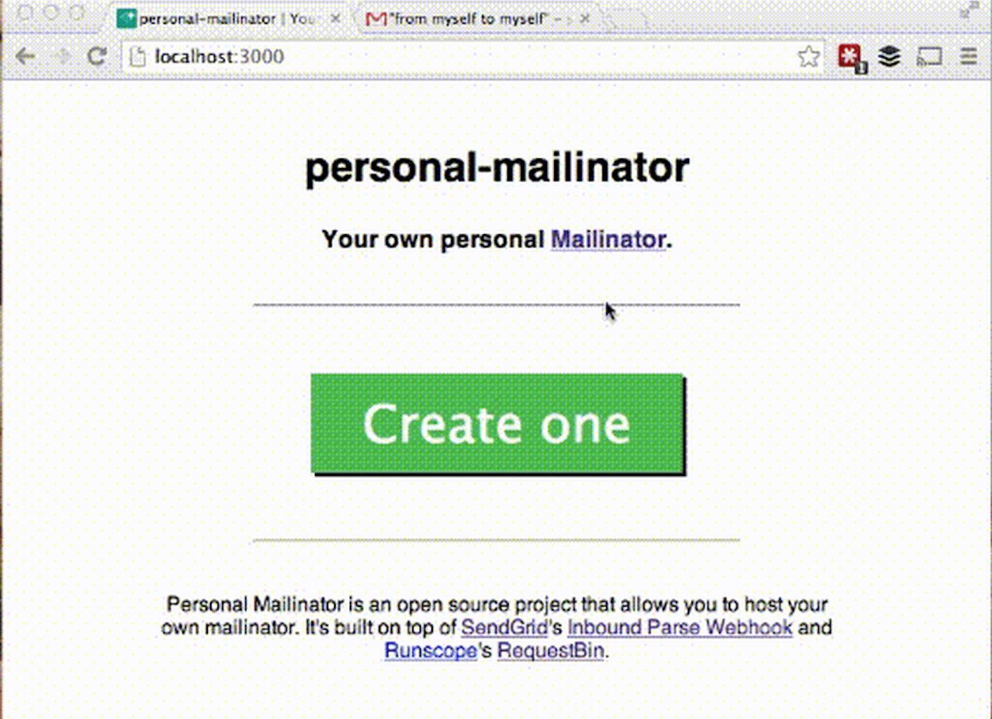 Host Your Own Disposable Email App   SendGrid