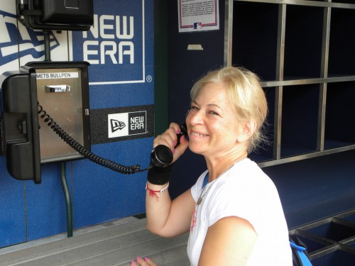 Calling the bullpen by slgckgc on Flickr