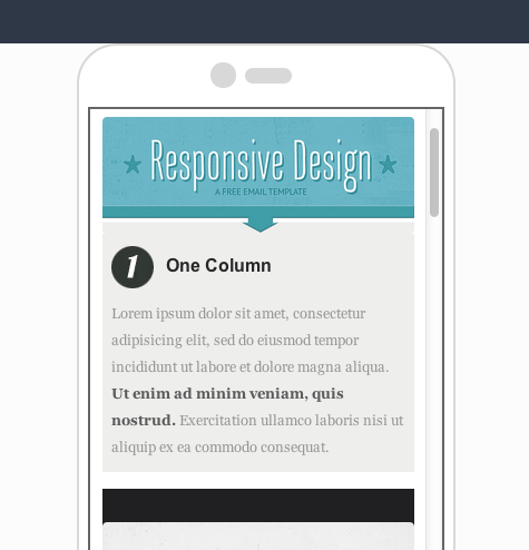Template engine_mobile layout