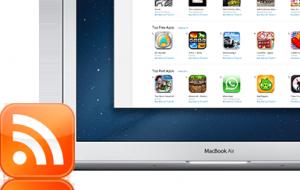Apple iTunes RSS