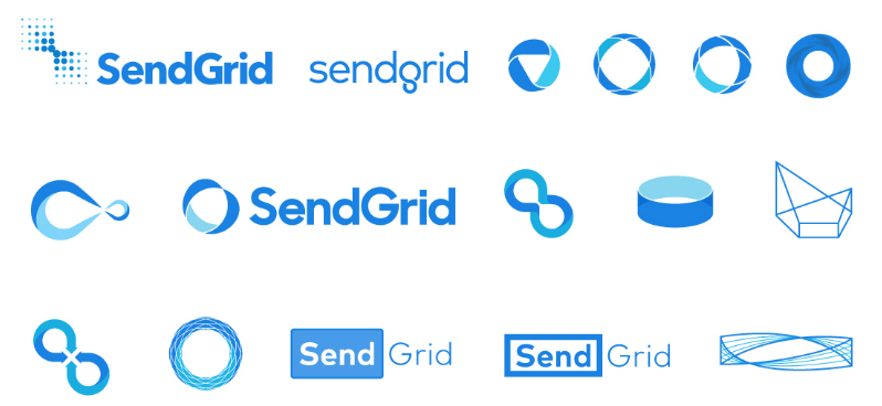 SendGrid logo options 2