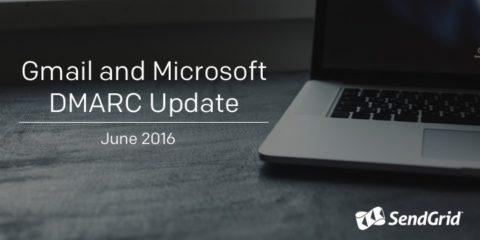 DMARC Update