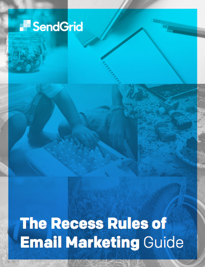 Recess Rules of Email Marketing