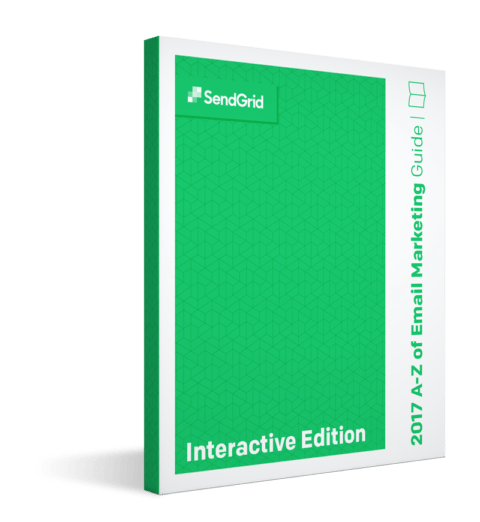 2017 Interactive A-Z of Email Marketing Guide