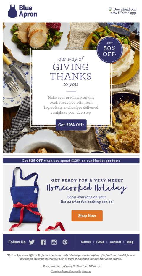 Email Marketing Tips From Holidays Past | SendGrid