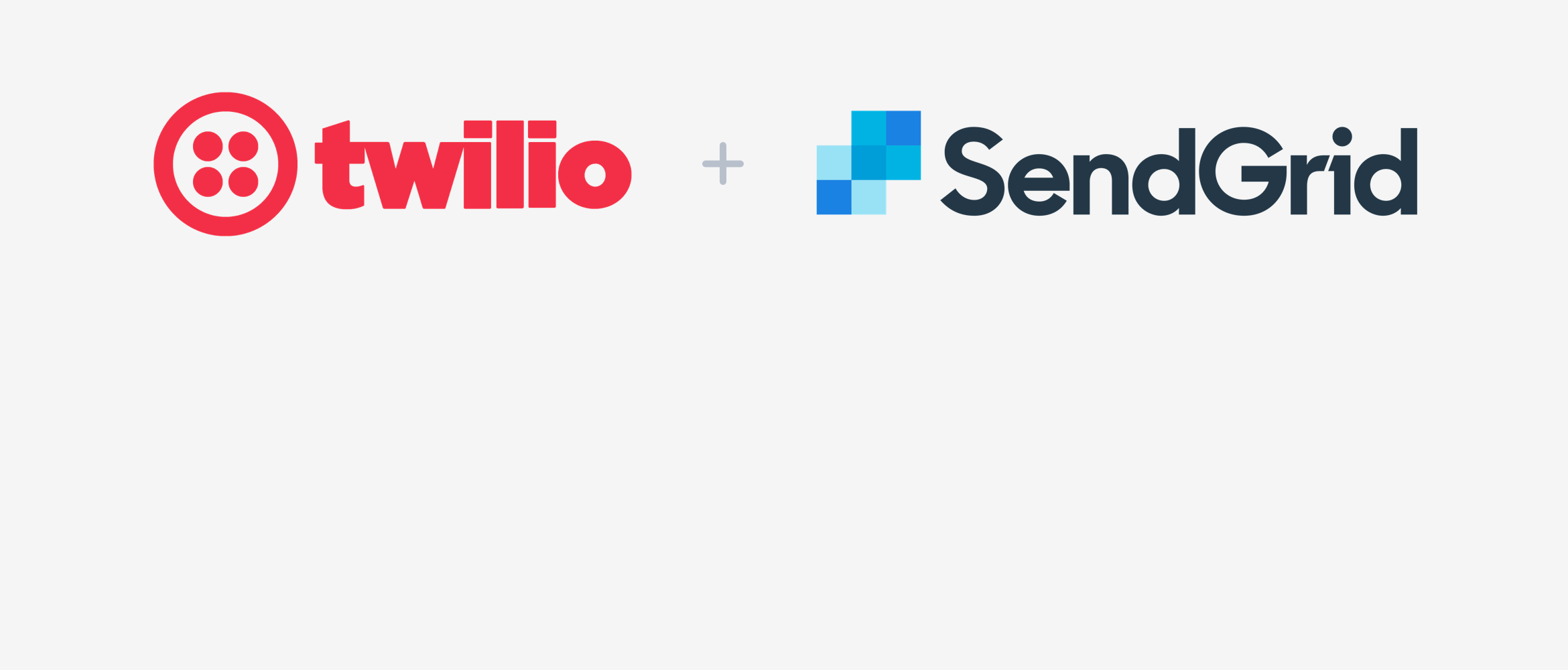 Twilio Signs Definitive Agreement to Acquire SendGrid
