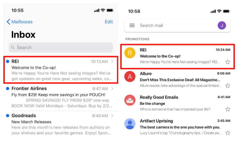 How to Optimize Your Email for Mobile | SendGrid