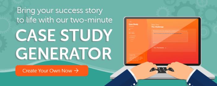 case study generator example