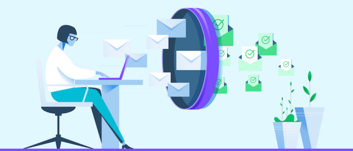 What is bulk email?